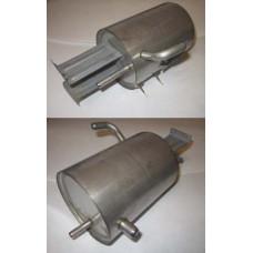 Бак для кулера с теном для горячей воды D-9,3 см KL028