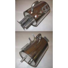 Бак для кулера с теном для горячей воды D-9,3 см KL029