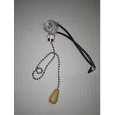 Выключатель для БРА на цепочке с проводом